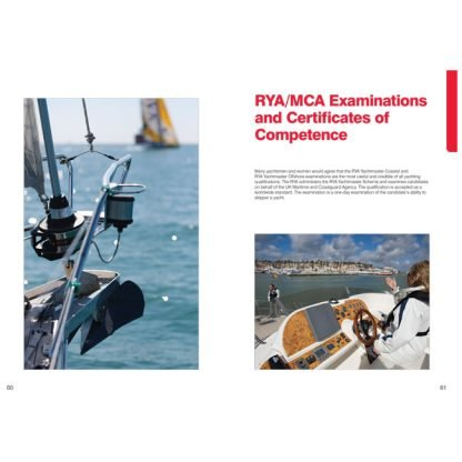 RYA Yachtmaster Scheme Syllabus and Logbook (G158)
